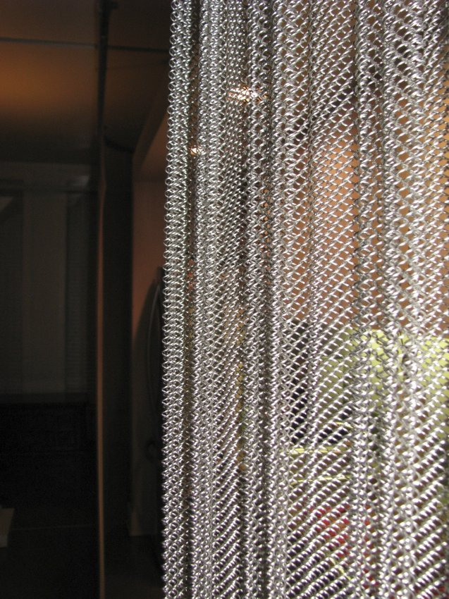 Curtain track system 2