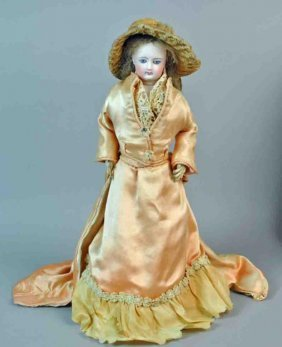 Lot Single Owner Doll Collection - Online Only