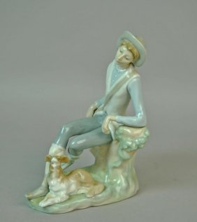 Lladro Figurine - Shepherd