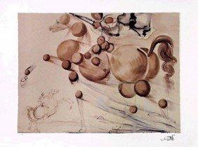 """Dali Ltd Ed. Lithograph """"Surreal Horse"""""""