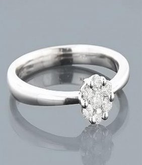 .20 Ctw Diamond Ring Appraised $4,950
