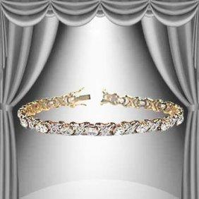 2 CTW Diamond Bracelet