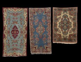 Three Kerman Mats