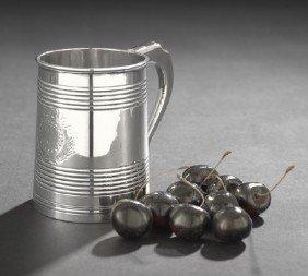 American Coin (.900) Silver Mug