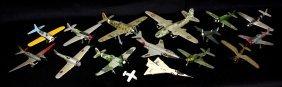 14 Model Warplanes