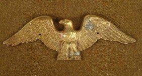 "6"" BRASS EAGLE-SPAN-AM WAR PERIOD"