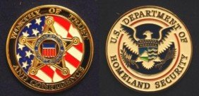 US SS Collectors Coin