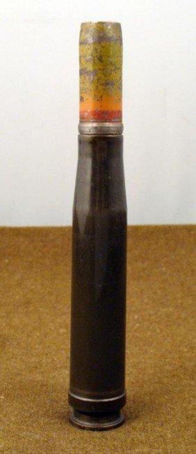 WWII NAZI MACHINE GUN ROUND MG42 INERT