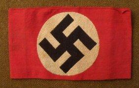 ORIGINAL NSDAP NAZI PARTY ARMBAND