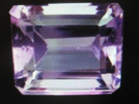 2 Ctw. Natural Purple Octagon Amethyst