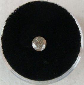.53 Carat White Diamond Grade J I-2 Clarity