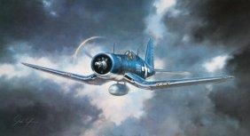 Corsair John Young F4U