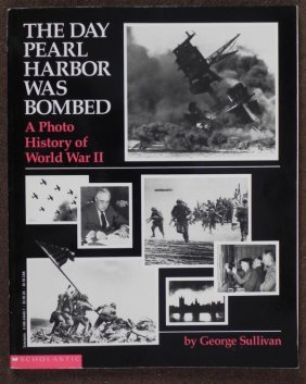 THE DAY PEARL HARBOR WAS BOMBED PHOTO HISTORY BOOK
