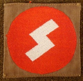 ORIGINAL HITLER YOUTH SLEEVE PATCH