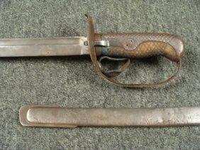 WWII JAPANESE TYPE 32 ARMY/CAVALRY SAMURAI SWORD