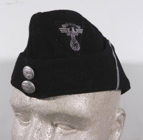 NAZI NSKK/MOTORCYCLE ORIG TROOP LEADERS OVERESEAS HAT