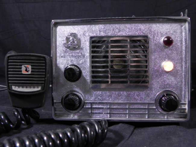 23004755 johnson Viking Messenger Tube Type Vintage Cb Radio on old midland walkie talkie cb radios