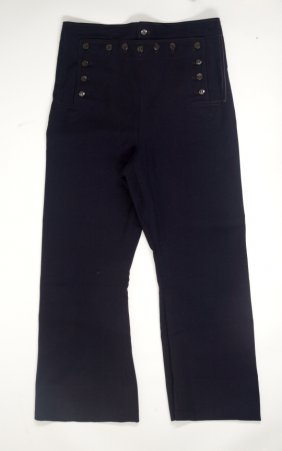 "GENE KELLY ""ANCHORS AWEIGH"" WORN PANTS"