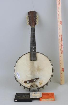 Fairbanks Banjo Made By Vega Company, Boston
