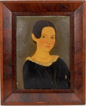 Prior-Hamblen School Portrait Young Girl