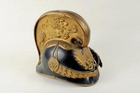 Austrian Cavalry Officer's Dragoon Helmet