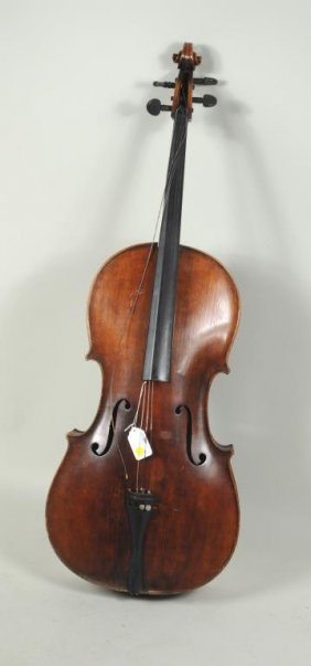 Carlo Lorenzini Cello, 20th Century