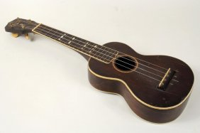 The Gibson Style Three Ukulele