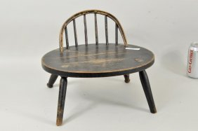 English Windsor Child's Chair