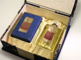 1920s Wolff & Son Delicia Perfume Set