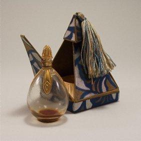 1930 Richard Hudnut La Reverie Perfume Bottle