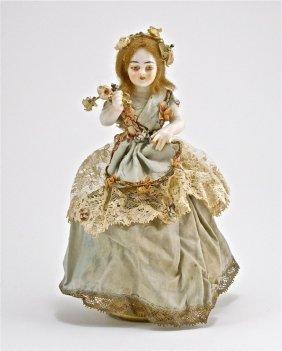 1912 Lubin Lubinette Perfume Bottle Doll