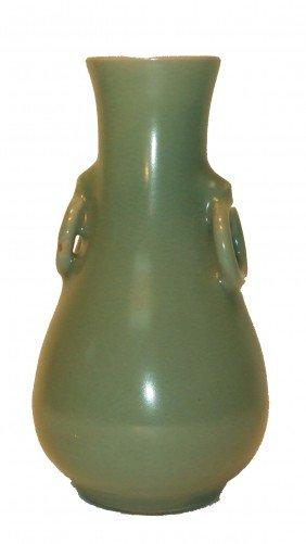 Celadon Porcelain Glaze Urn