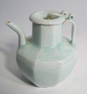Song Dynasty Lidded Tea Pot