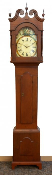 Pennsylvania Federal Tall Clock