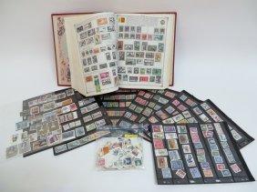 Coronet World Stamp Album