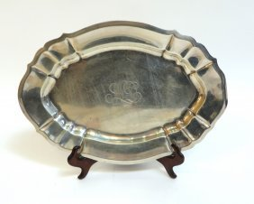 Sterling Silver Gorham Serving Plate