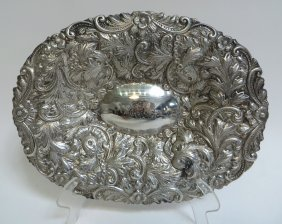 Caldwell Sterling Tray