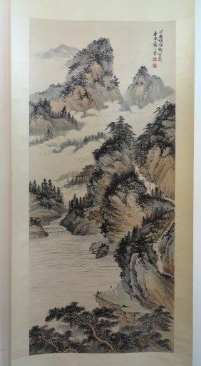 Chinese Scroll Art
