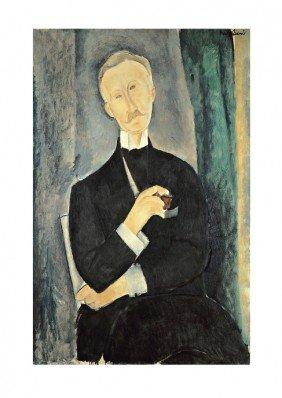 Modigliani Roger Dutilleul Mixed Media
