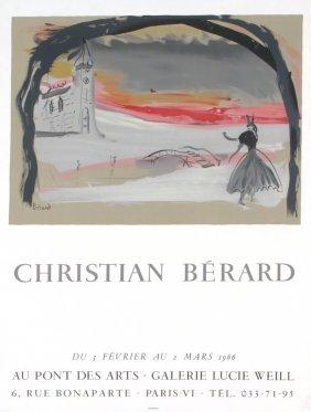 10 Berard 1966 Galerie Lucie Weill Mourlot Lithos