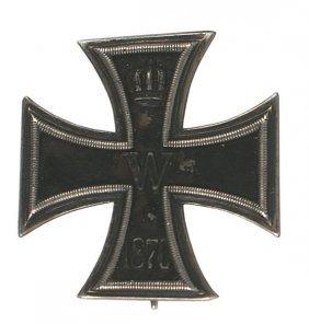 German 1870 1st Class Iron Cross