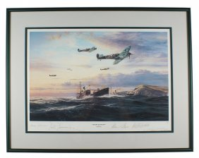 Return Of The Few Robert Taylor Print
