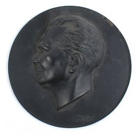 German Wwii Profile Plaque Hermann Goring