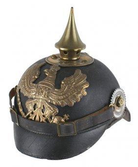 Imperial German Pre-wwi Pickelhaube Helmet