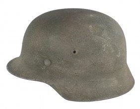 German Wwii Luftwaffe M1935 Camo Helmet