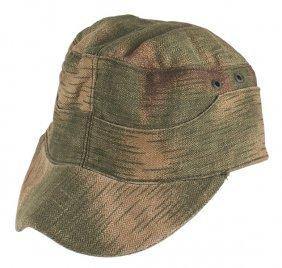 German Wwii Army 1945-type Camo M43 Cap