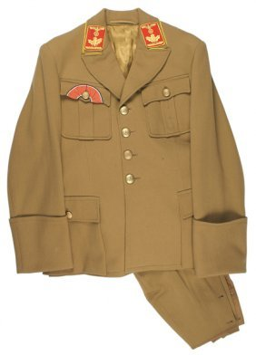 German Wwii Nsdap Uniform