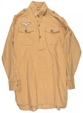 German Wwii Afrika Korps Luftwaffe Shirt