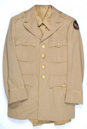 Lot Of 2 U.s. Wwii Usaf Uniform Lot