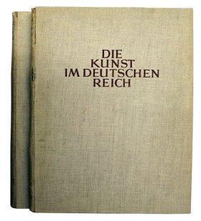 Die Kunst Im Deutschen Reich Books